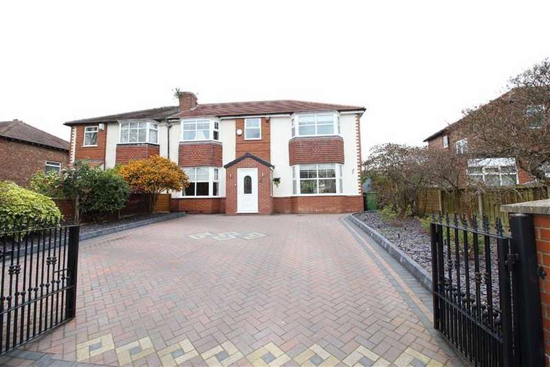 4 Bedrooms Semi Detached House for sale in Stanley Mount, Sale