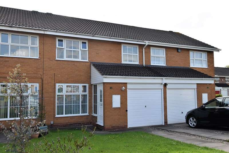 3 Bedrooms Town House for sale in Berberry Close, Bournville, Birmingham