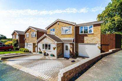4 Bedrooms Detached House for sale in Leicester Way, Eaglescliffe, Stockton On Tees