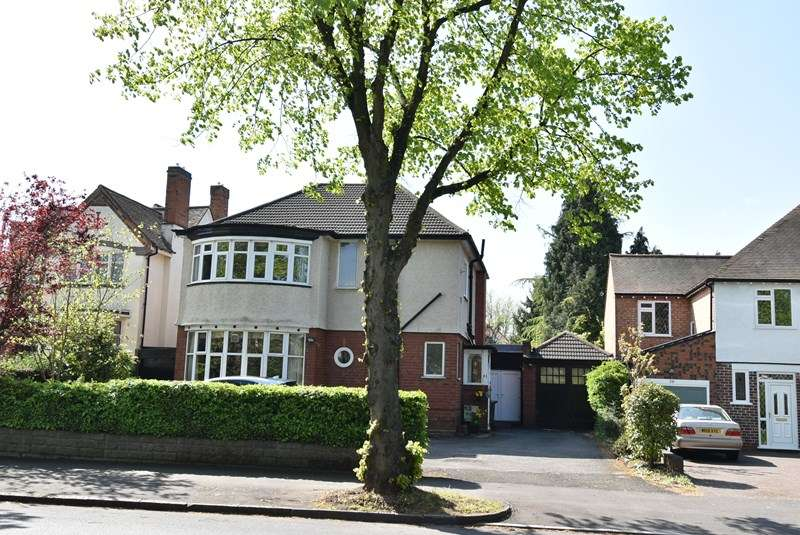 4 Bedrooms Detached House for sale in School Road, Hall Green, Birmingham