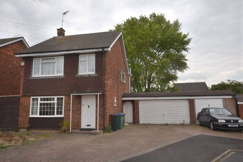 3 Bedrooms Detached House for sale in Rother Close, Garston Watford