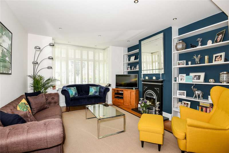 4 Bedrooms Terraced House for sale in Long Lane, Hillingdon, Middlesex, UB10