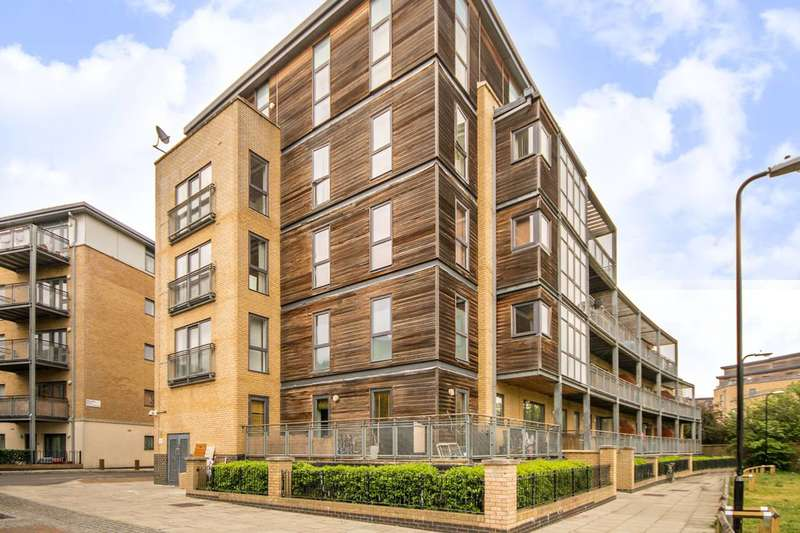 1 Bedroom Flat for sale in Woodmill Road, Clapton, E5
