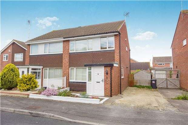 3 Bedrooms Semi Detached House for sale in Greenview, Longwell Green, BRISTOL, BS30 9UB