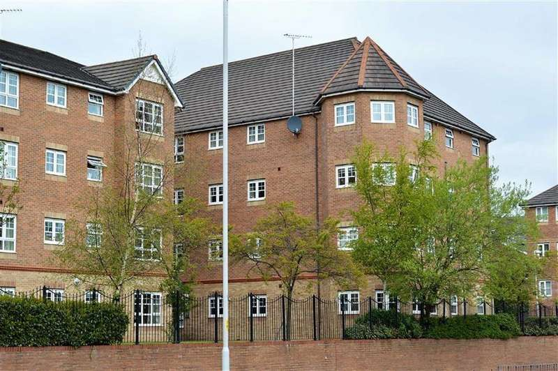 1 Bedroom Apartment Flat for sale in Maxwell Court, Merlin Road, Birkenhead, CH42
