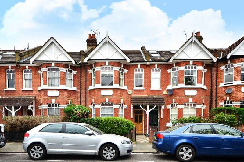 3 Bedrooms House for sale in Kingscote Road, Bedford Park, W4