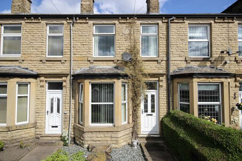 2 Bedrooms Terraced House for sale in Bridge road, Horbury, wakefield, West Yorkshire, WF4
