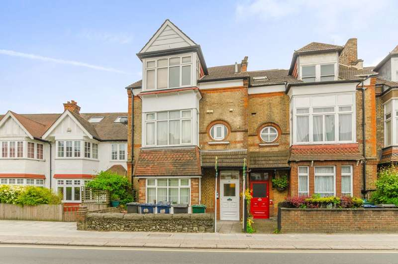 Studio Flat for sale in Fortis Green, East Finchley, N2