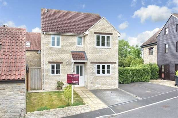 4 Bedrooms Detached House for sale in The Sportsman, Rode, Frome