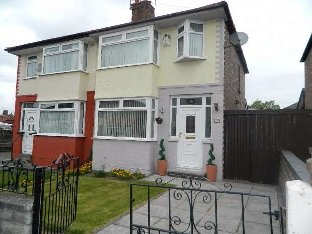 3 Bedrooms Terraced House for sale in Richland Road, Liverpool, L13