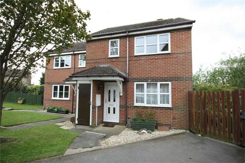 2 Bedrooms End Of Terrace House for sale in Horsefield View, MELTON MOWBRAY