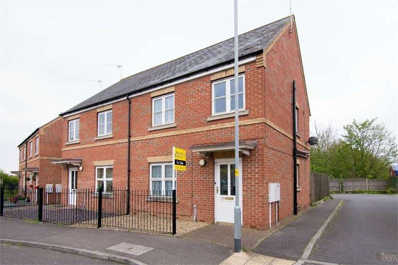 3 Bedrooms Semi Detached House for sale in Tower Gardens, Boston, Lincolnshire