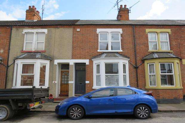 3 Bedrooms Terraced House for sale in Southampton Road, Far Cotton, Northampton, NN4