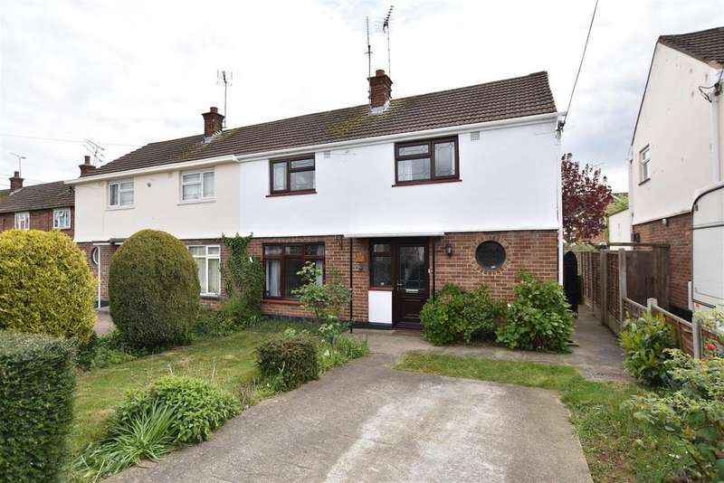 3 Bedrooms Semi Detached House for sale in Rayleigh