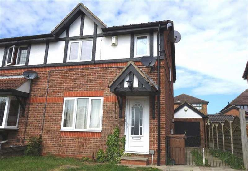 3 Bedrooms Semi Detached House for sale in Pinfold Meadows, Bridlington, East Yorkshire