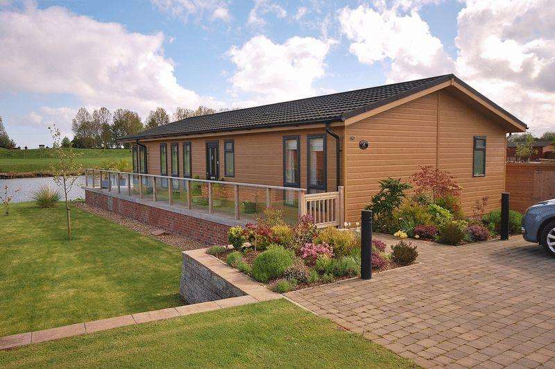 2 Bedrooms Park Home Mobile Home for sale in 43 Heron Lakes, Routh