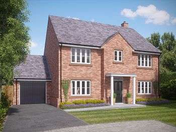 4 Bedrooms Detached House for sale in Church View, Davenham
