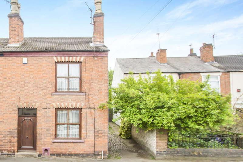 2 Bedrooms Property for sale in Loughborough Road, Mountsorrel, Loughborough, LE12