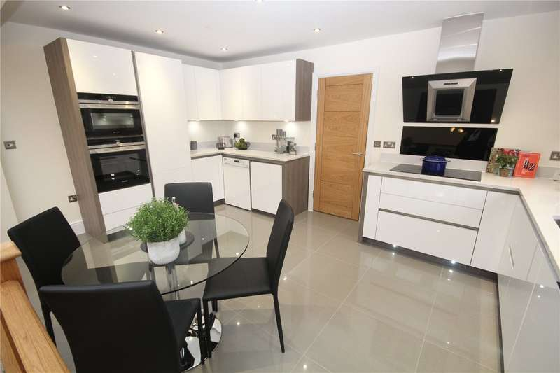 4 Bedrooms Semi Detached House for sale in 26B Wayside Avenue, Bushey, Hertfordshire, WD23