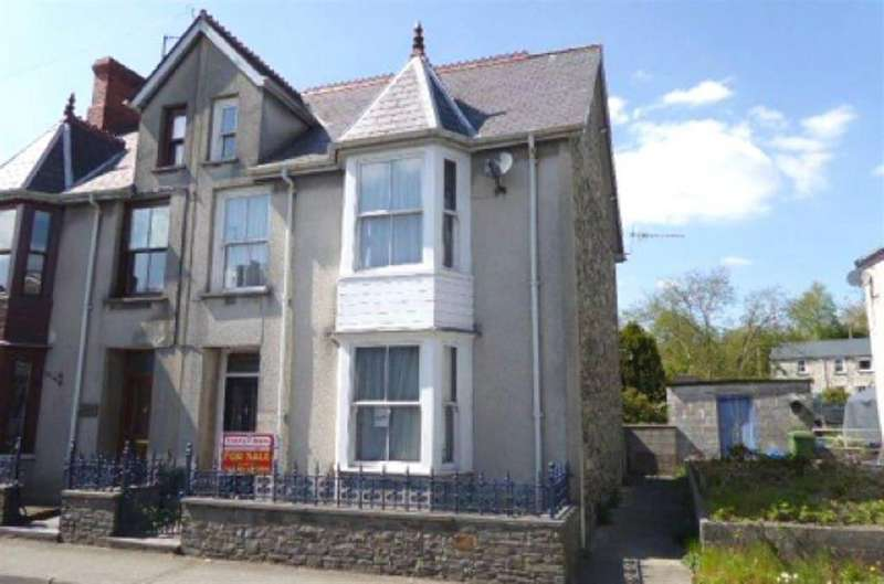 3 Bedrooms House for sale in Chapel Street, Tregaron, Ceredigion