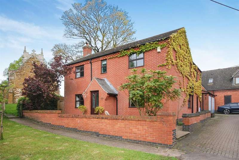 4 Bedrooms Detached House for sale in Main Street, Grimston, Melton Mowbray