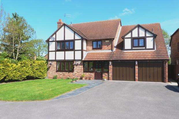 5 Bedrooms Detached House for sale in Iona Road, Syston, Leicester, LE7