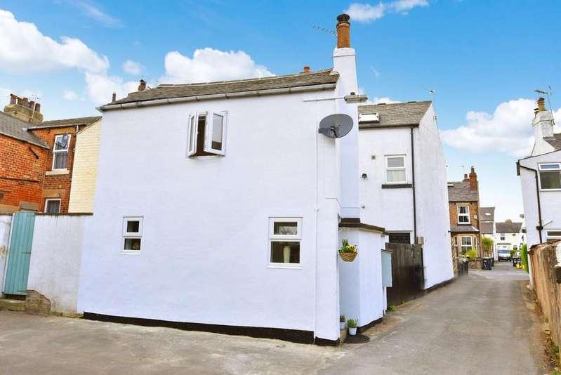 1 Bedroom Terraced House for sale in Rear of Russell Street, Harrogate