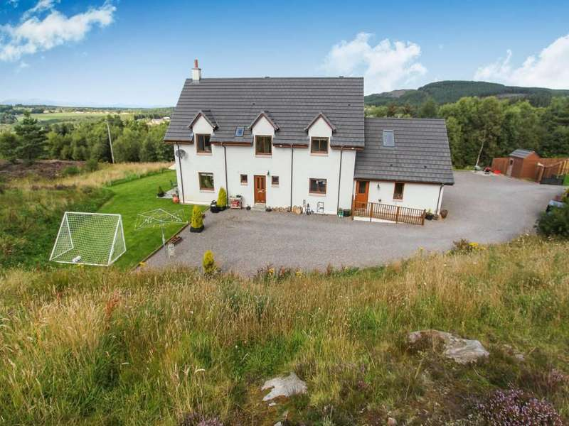 5 Bedrooms Detached House for sale in Craggie Brae, Daviot, Inverness, IV2