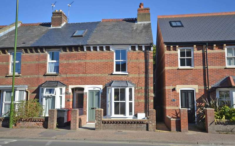 2 Bedrooms End Of Terrace House for sale in Basin Road, Chichester, PO19