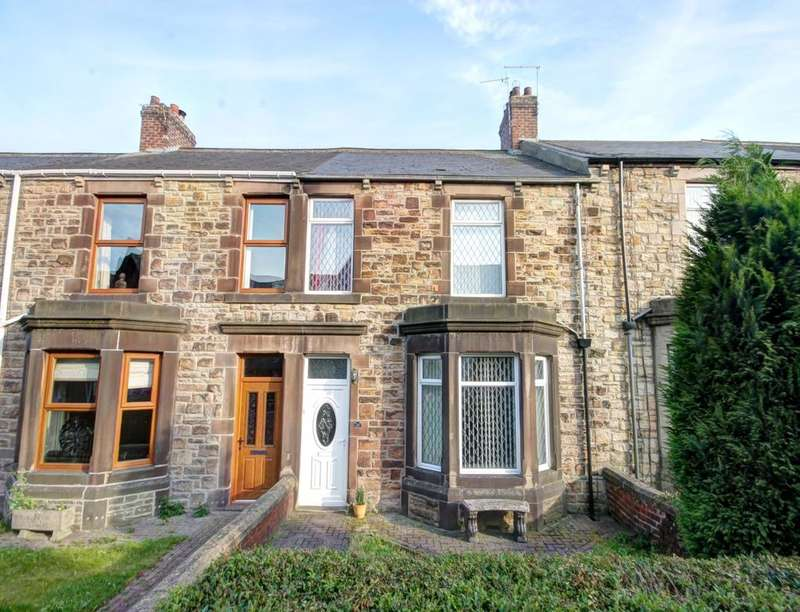 3 Bedrooms Property for sale in The Avenue, Consett, DH8