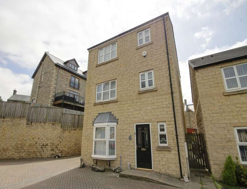 5 Bedrooms Detached House for sale in Aynsley Mews, Consett, DH8