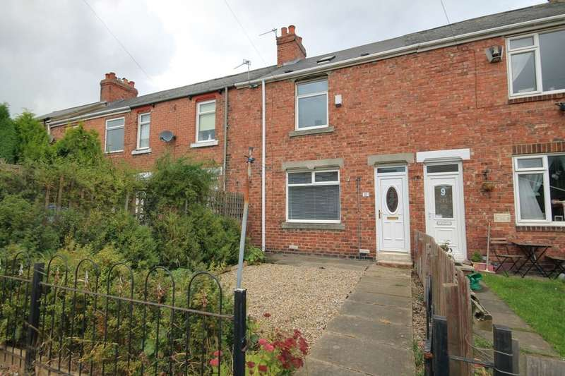 2 Bedrooms Property for sale in Elwin Street, Pelton, Chester Le Street, DH2