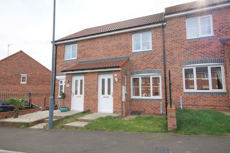 2 Bedrooms Property for sale in Fellway, Pelton Fell, Chester Le Street, DH2
