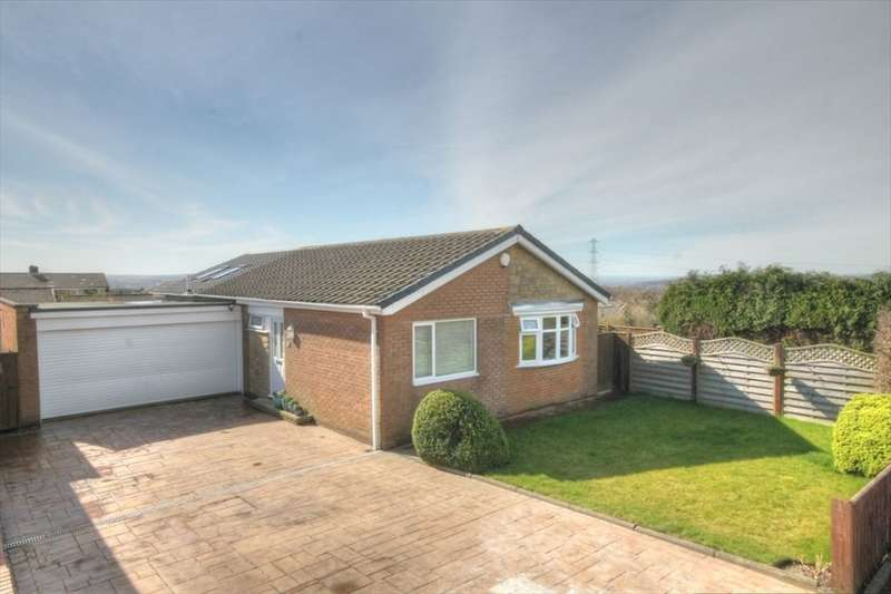 3 Bedrooms Detached Bungalow for sale in Kenmoor Way, Chapel Park, Newcastle Upon Tyne, NE5