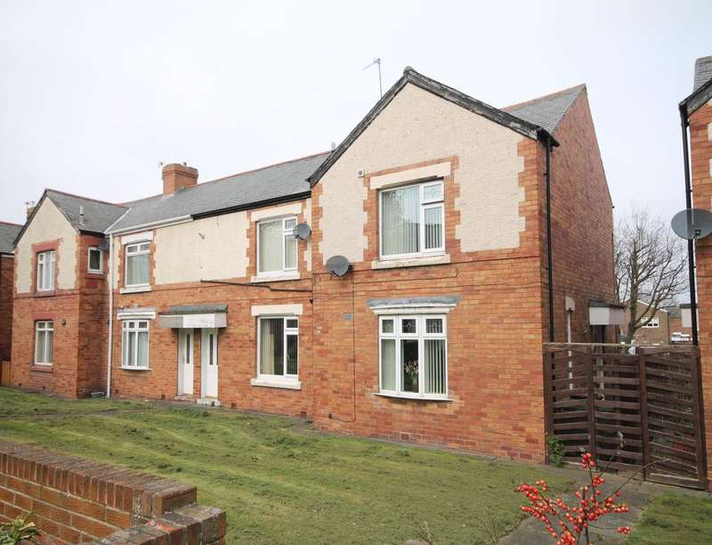 2 Bedrooms Property for sale in Gladstone Street, Colliery Row, Houghton Le Spring, DH4