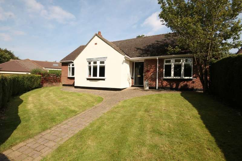 3 Bedrooms Detached Bungalow for sale in High View Syke Road, Burnopfield, Newcastle Upon Tyne, NE16
