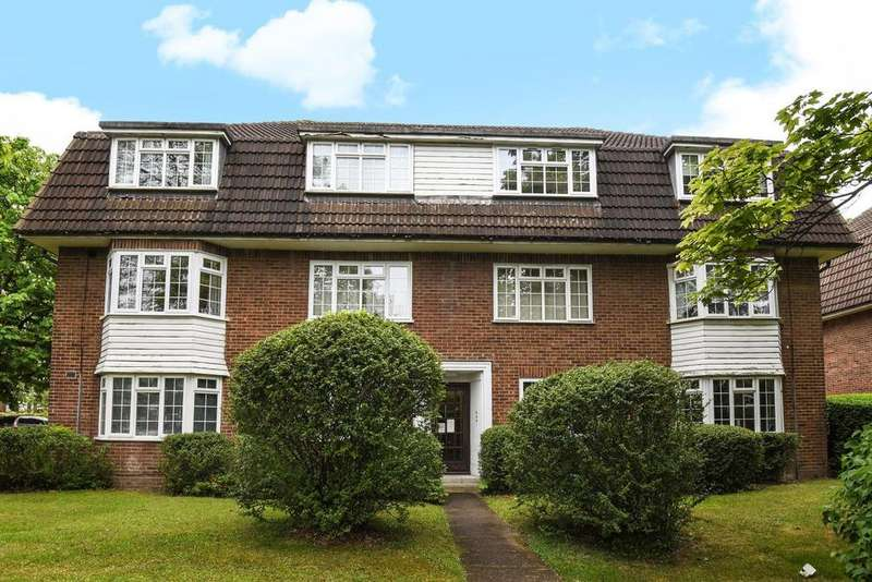 2 Bedrooms Flat for sale in London Road, Bromley, BR1