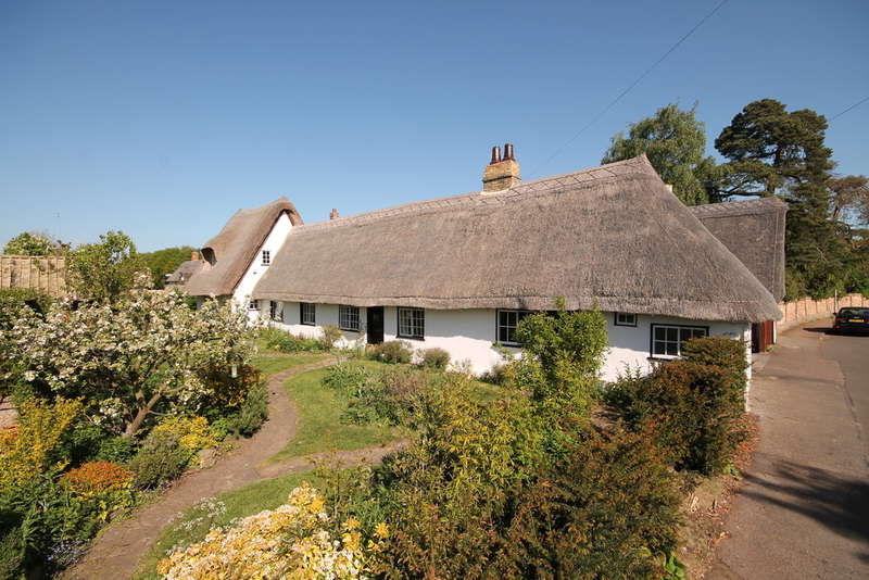 3 Bedrooms Cottage House for sale in Hope Cottage, High Street, Roxton, MK44