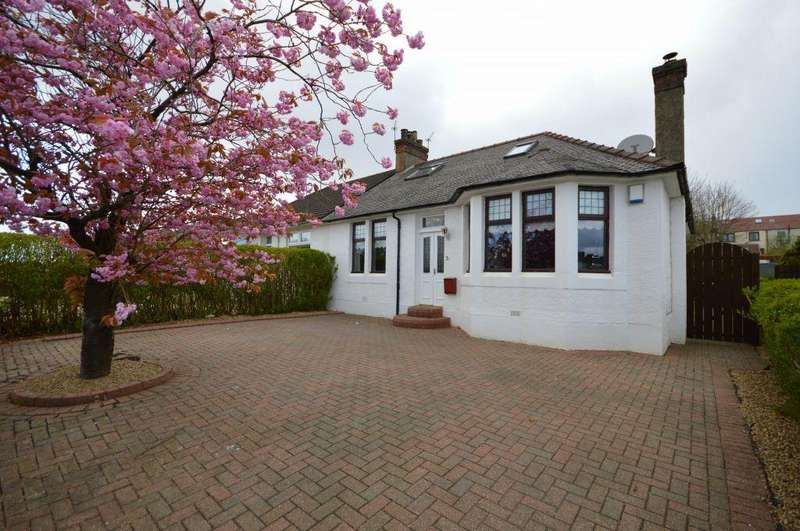 3 Bedrooms Villa House for sale in 3 Cumbernauld Road, Stepps, Glasgow, G33 6LE