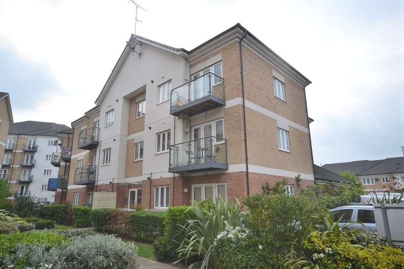 1 Bedroom Flat for sale in Ley Farm Close, Watford