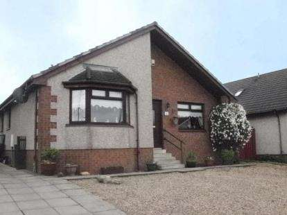 3 Bedrooms Bungalow for sale in Honeywell Crescent, Chapelhall, Airdrie, North Lanarkshire