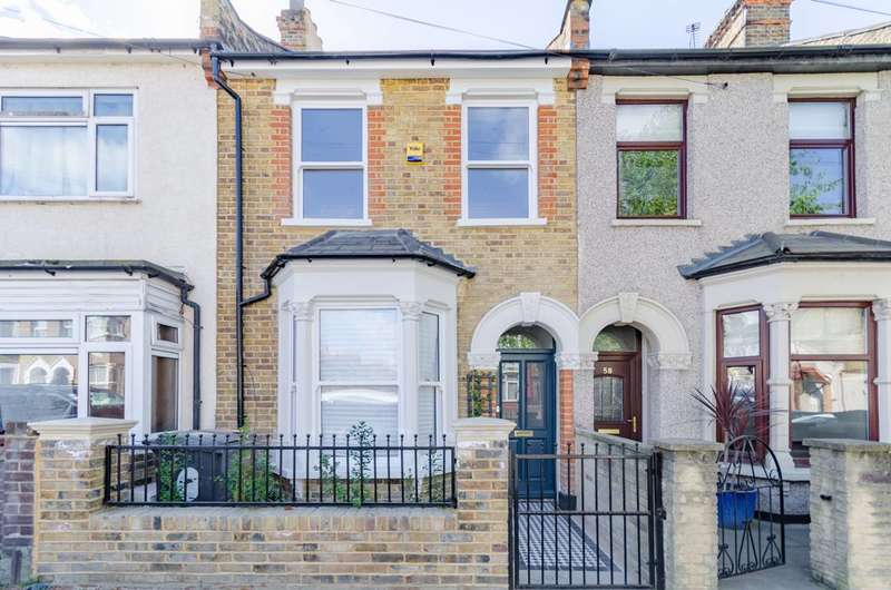 4 Bedrooms Terraced House for sale in Coleridge Road, Walthamstow, E17