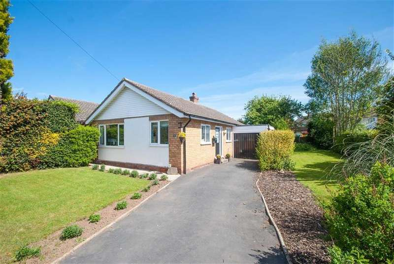 2 Bedrooms Detached Bungalow for sale in Rock Farm Road, Whittington, Staffordshire