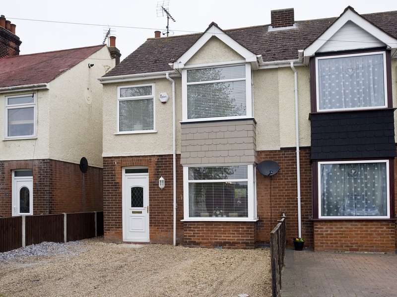 3 Bedrooms Semi Detached House for sale in Main Road, Dovercourt Harwich, Essex, CO12