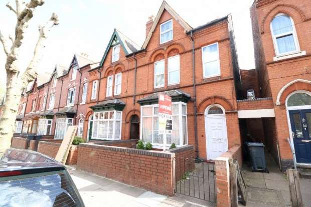 4 Bedrooms Terraced House for sale in Thornhill Road, Handsworth, B21