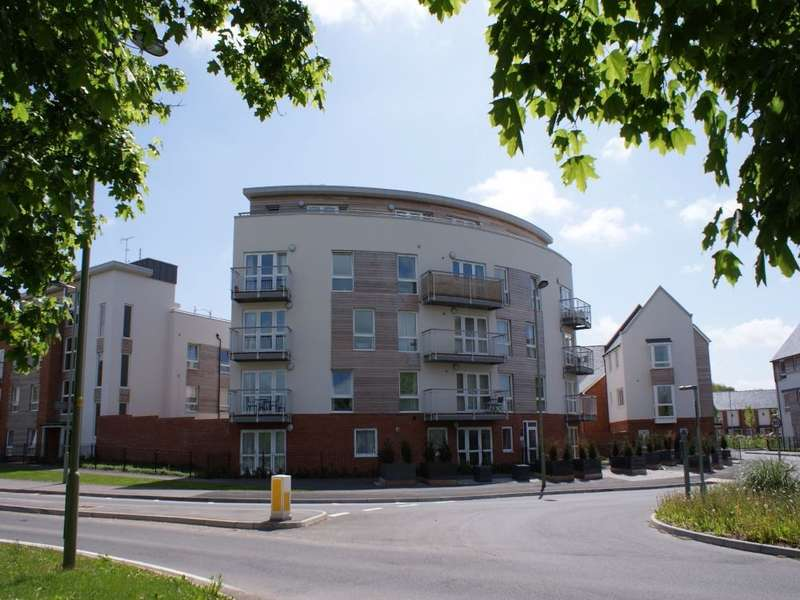1 Bedroom Apartment Flat for sale in Mallory Road, Everest Park, Basingstoke, RG24