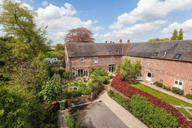 4 Bedrooms Semi Detached House for sale in Byley Lane, Byley, Middlewich