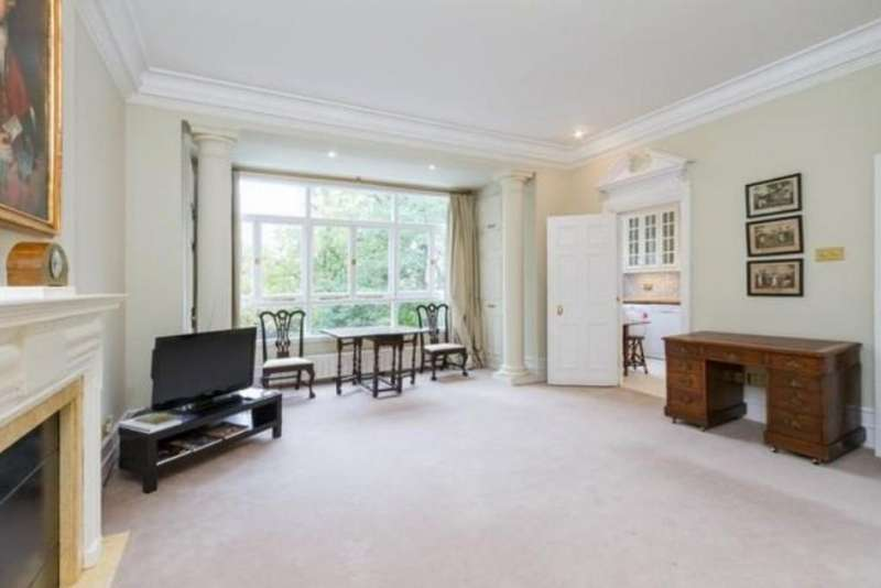 2 Bedrooms Apartment Flat for sale in Rutland Gate, London SW7