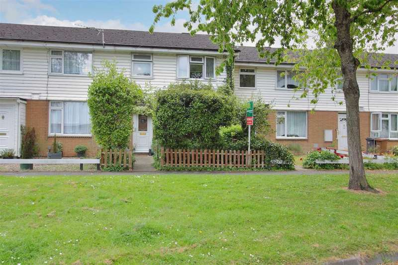 2 Bedrooms Terraced House for sale in Colenzo Drive, Andover