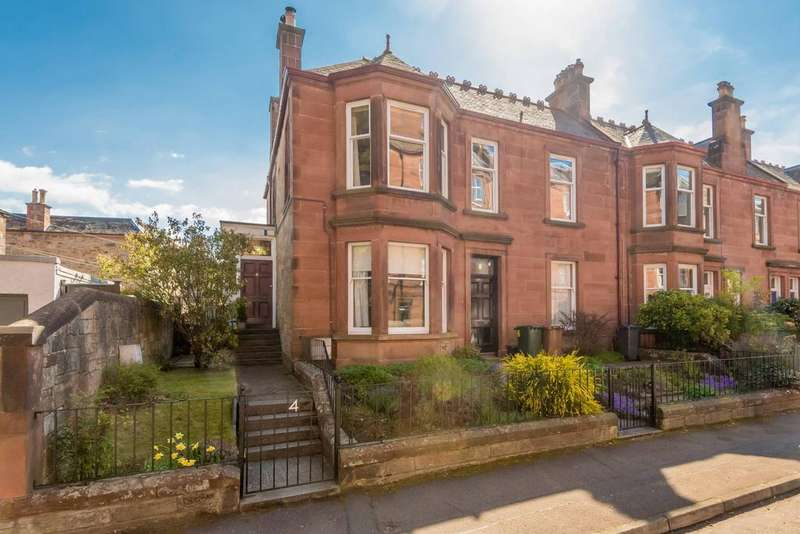3 Bedrooms Flat for sale in 4 Macdowall Road, Newington, EH9 3EF
